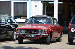 1974 Rover 3500 10-PG-80 (Stollie1) Tags: 1974 rover 3500 10pg80