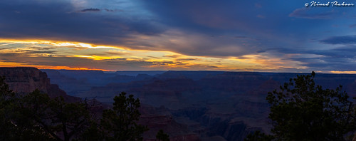 "Yavapai Point Sunset • <a style=""font-size:0.8em;"" href=""http://www.flickr.com/photos/59465790@N04/19642597195/"" target=""_blank"">View on Flickr</a>"