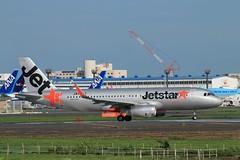 JetstarJapan   Airbus A320-200   JA13JJ   NRT (akg414p010) Tags: sigma airbus narita gk a320 nrt 成田空港 jjp 50500mm さくらの山 ジェットスター eos70d ja13jj