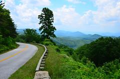 Its hard to keep your eyes on the road.... (tripod_treker) Tags: blueridgeparkway georgewashingtonnationalforest