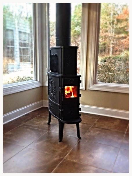 "Morso 2B Classic ""Squirrel"" Wood Stove, Hixson Tn."