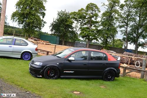 Vauxhall Astra Edinburgh 2015