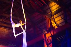341 – Illumination Festival (md93) Tags: 366 illumination festival scottishmaritimemuseum linthouse ayrshire irvine scotland aerial acrobatics trapeze