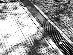Texturas (Ezequiel Papania) Tags: pisos texturas empedrado baldosas fotografiablancoynegror canon g15 proyecto365 dia36 36de365 fotografiacallejera