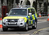 BX14EOH / CAY Mitsubishi Shogun of the Met Police in London (Ian Press Photography) Tags: police metropolitan met london 999 emergency service services bx14eoh cay mitsubishi shogun 4x4 car cars