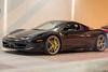 2010 Ferrari 458 Italia (raptoralex) Tags: ferrari 458italia 458 ferrari458italia car luxury wealth supercar phoenix arizona downtown valet