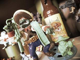 TMNT Mexican Bandit