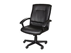 Rosewill RFFC-11002 Middle Back Leather Manager's Black Chair (goodies2get2) Tags: amazoncom bestsellers