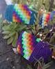 14409501_10210647667292419_3004231461034771042_o (MONIOVE) Tags: macrame jewerly artesana creaciones fashion wiphala chacana cruzandina cruzchacana brazaletes