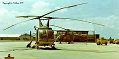 SC157 (2)ac (Lee Mullins) Tags: kaman hh43 huskie camouflaged vietnam helicopters