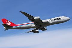 Cargolux Boeing 747-8R7F LX-VCD (Mark Harris photography) Tags: spotting anc anchorage plane alaska aircraft