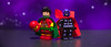 [DC] Miracles and Impossibilities (Jonathan Wong Photography) Tags: lego dc comics superheroes apokolips new gods mr miracle scott free obscure characters custom minifigures figbarf duo bokeh dr impossible escape artists mother box boom tube ping