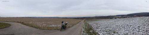 weite Winterlandschaft