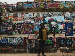 2016-12-24 11.35.10 2 (Jayme Rose Photography) Tags: austin texas graffiti wall graffitiwall spray paint spraypaint streetphotography street photoraphy canonm3 vsco vscocam portrait art artists atx keepaustinweird colorful nature outdoors instax