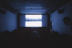 Ross Lipman 001 (Cinemazero) Tags: pordenone cinemazero rosslipman film notfilm busterkeaton samuelbeckett documentario