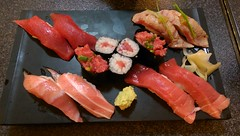 IMAG0967 Sushi Zanmai, Susukino (drayy) Tags: dinner food restaurant sushi sushizanmai japan hokkaido sapporo 日本 北海道 札幌 寿司 夕食 レストラン 和食 食事