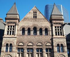 Old City Hall, Toronto (jeffcbowen) Tags: toronto oldcityhall