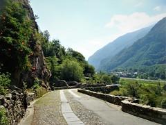 Via Francigena - Vèrres - Pont Saint Martin