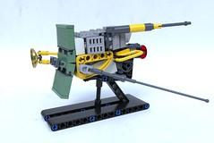 Communication drone H-Link WF-15 (Sunder_59) Tags: lego moc render blender3d mecabricks drone space satellite scifi future