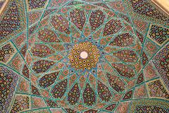 Mausolée de Hafez, Shiraz (Voyages Lambert) Tags: tourism poet mausoleum tomb islam scenics awe history journey exploration cultures famousplace east architecture tourist iran asia decoration ceiling poetry hafez