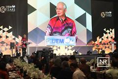 Majlis makan malam penghargaan dan sambutan ulang tahun ke-50 UEM.Hilton KL,16/2/17 (Najib Razak) Tags: majlis makan malam penghargaan dan sambutan ulang tahun ke 50 uem