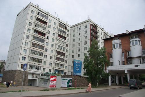 Irkutsk_Oblast Irkutsk Bajkal'skaja ulitsa 207A ©  trolleway