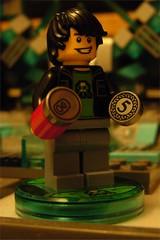 Lego Dimensions Midway Arcade Gamer Kid (Doc Nero) Tags: lego dimensions dc movie sonic hedgehog midway ninjago doctor who arcade spy hunter joker batman tardis dalek