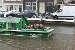 D80_0707A1 (Henk Stroomenbergh) Tags: amsterdam prinsengracht canal cruise tourists schatjes cuties