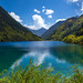 Rhinoceros Lake, Jiuzhaigou Valley