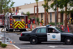 Commercial Fire 06/06/15 (bharer75) Tags: county orange alarm fire dr authority storage 2nd obrero commercial mission depot rv viejo rd hazmat jeronimo ocsd ocfa