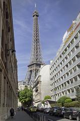 La tour Eiffel (The Eiffel Tower) (Greatest Paka Photography) Tags: paris france eiffeltower landmark eiffel structure latoureiffel universalexposition alexandregustaveeiffel