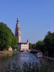 Breda (Martijn Pouw) Tags: haven church marina big breda kma kerk grotekerk kasteel grote
