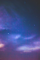 starstuff (life-and-camera) Tags: life nightphotography pink blue light shadow sky cloud naturaleza black texture nature colors beauty night clouds skyscape stars landscape outdoors 50mm focus colorful nightscape purple wind outdoor space paisaje catalonia explore cielo nubes catalunya nightsky awe outerspace heavens universe cosmos cloudscape stardust starrynight ripolles clouscape starstuff skybeauty starrynightsky stjoanab