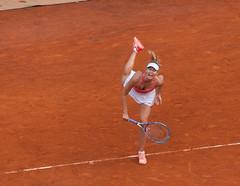 Maria Sharapova, Roma 2015 (mraposio) Tags: rome canon eos tennis l mk2 5d usm bnl ef f4 wta sharapova mkii 70200mm 2015 internazionali gavrilova