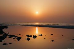 2014-05-01 18-50-44 (yoonski21) Tags: sunset beach asia korea kr jeju         nex7  yoonskiwithnex7 yoonski yoonskijeju yoonskikorea