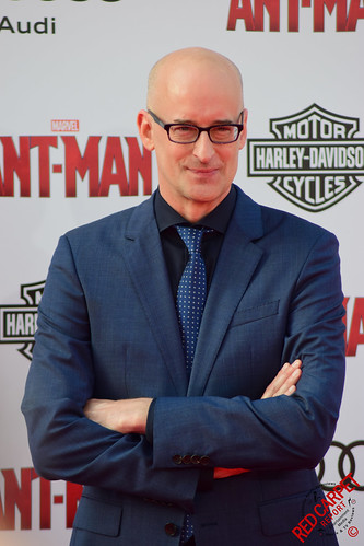 Peyton Reed at the World Premiere of Marvel's Ant-Man #AntMan #AntManPremiere - DSC_0392