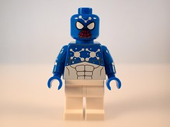 SoCal Cosmic Spider (Alien Hand) Tags: lego spiderman socal captain marvel universe customs