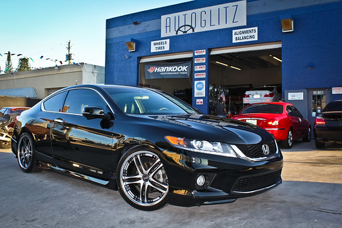 2013 Honda Accord Coupe Concept One Rs55 Lowered With Ksport
