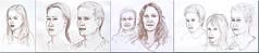 '150801 Bijenmarkt Zuidlaren (creating more portraits...) Tags: august heads augustus tekeningen zuidlaren koppen krijt kreide getekend bijenmarkt kopfe speeddrawings marktvanmelkenhoning snelportretten schnellportraits
