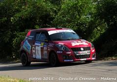 206-DSC_6437 - Suzuki Swift - R1B - Rao Gianluca-Zeppegno Christian - New Driver's Team (pietroz) Tags: photo nikon foto photos rally fotos di pietro circuito cremona zoccola pietroz d300s