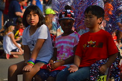 That look (radargeek) Tags: oklahoma 4th july parade edmond 2015 libertyfest