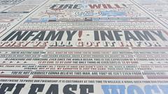 Comedy Carpet (deltrems) Tags: film carpet coast comedy lancashire quotes promenade blackpool carryon fylde comedians infamy programmes infamyinfamy