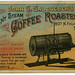 John C. Salzgeber's Patent Steam Coffee Roaster
