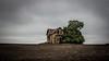 Somber day at the Dolek house (Rodney Harvey) Tags: house abandoned stone rural decay masonry dreary spooky kansas isolation desolate somber craftsmanship meloncholy