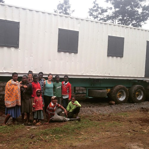 "The truck is massive!!!! Cannot wait to educate hundreds of children through technology!! More updates to come!! #sponsorachild • <a style=""font-size:0.8em;"" href=""http://www.flickr.com/photos/59879797@N06/20264509881/"" target=""_blank"">View on Flickr</a>"