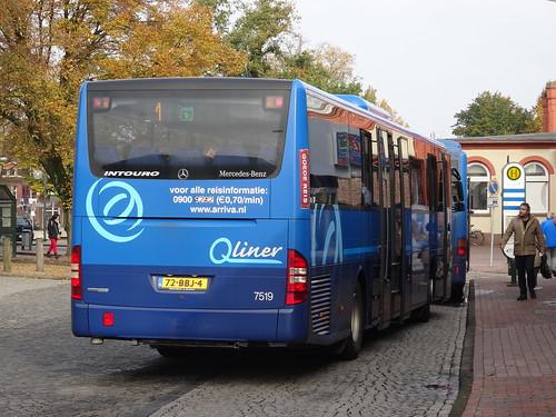 """Mercedes-Benz Intouro """"Arriva Qliner"""""""