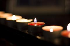 whispers (Christos MRA) Tags: 50mm candles christoskrallis lowlight bokeh silence
