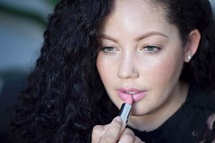 Latest Makeup Discovery (GirlWithCurves) Tags: rimmel makeuptips beautyblogger girlwithcurves taneshaawasthi curlyhair
