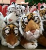 What you looking at ? (Dano-Photography) Tags: zoo plushies iphone dano softtoy whitetiger tiger