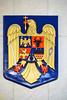 Boekarest, het wapen van Roemenië in het paleis van Nicolae Ceaușescu, Roemenië 2016 (wally nelemans) Tags: bucurești boekarest paleis palace nicolaeceaușescu parlementsgebouw palatulparlamentului roemenië romania 2016